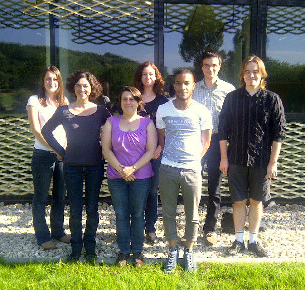 Research group of Marion Leclerc