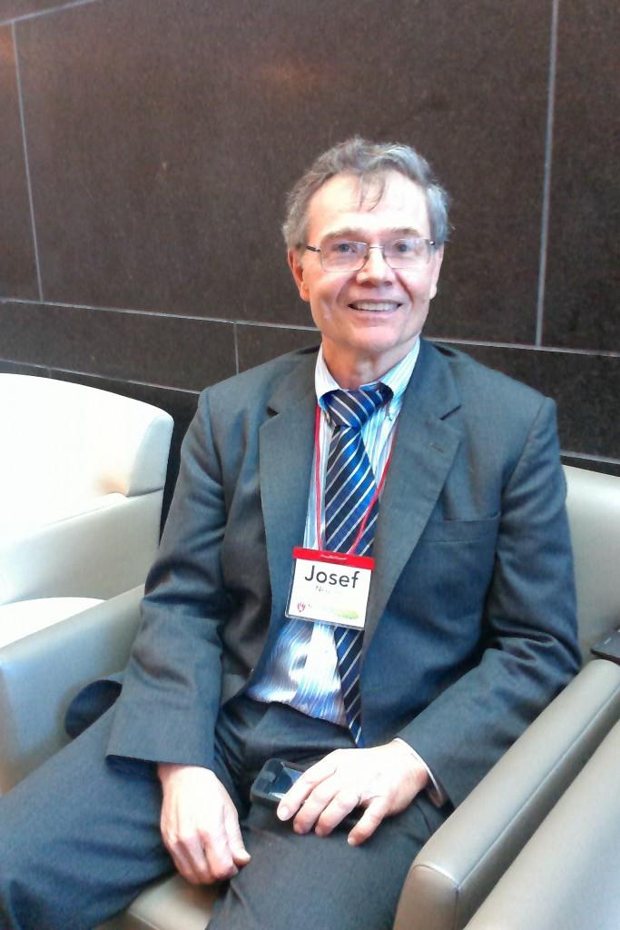 Dr. Josef Neu, Professor of Pediatrics, Division of Neonatology, University of Florida