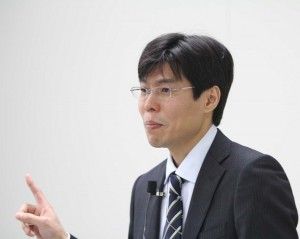 Dr. Kenya Honda, Keio University, Japan