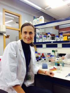 Dr. Maria Carmen Collado of IATA-CSIC in Spain