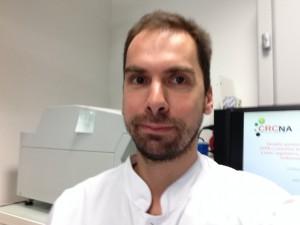 Dr. Guillaume Sarrabayrouse of Barcelona