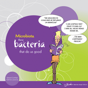 New eBook: Microbiota, these bacteria that do us good