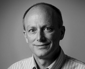 Brett Finlay of the University of British Columbia, Canada