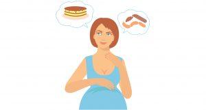 gut bacterial control appetite