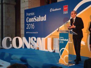 ConSalud award