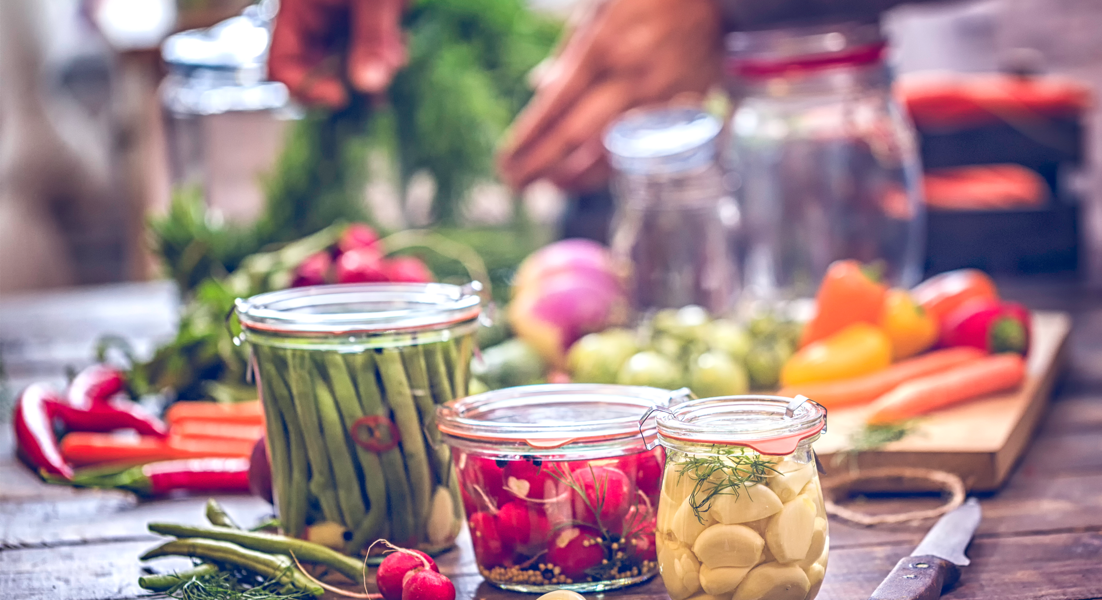 The Unique Properties And Health Benefits Of Fermented Foods