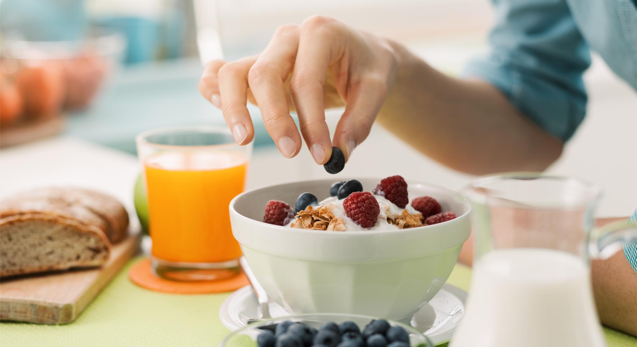 Produits fermentés contenant des probiotiques semble